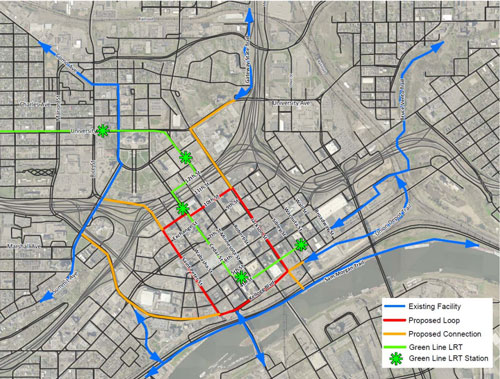 SP-bikeways-plan-downtown-loop-map