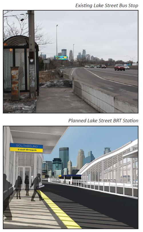 LakeStreetTransitStop-CurrentvsPlanned_creditMetroTransit_WEB