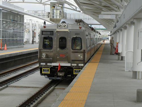 Denver new rail cars