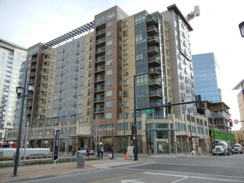 Denver TOD by Union Station