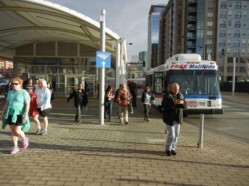 Free mall bus